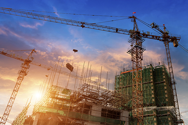 construction site video production