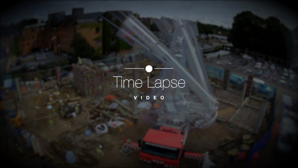 time lapse video production
