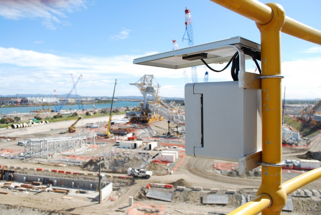 Timelapse cameras for construction