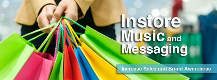instore music