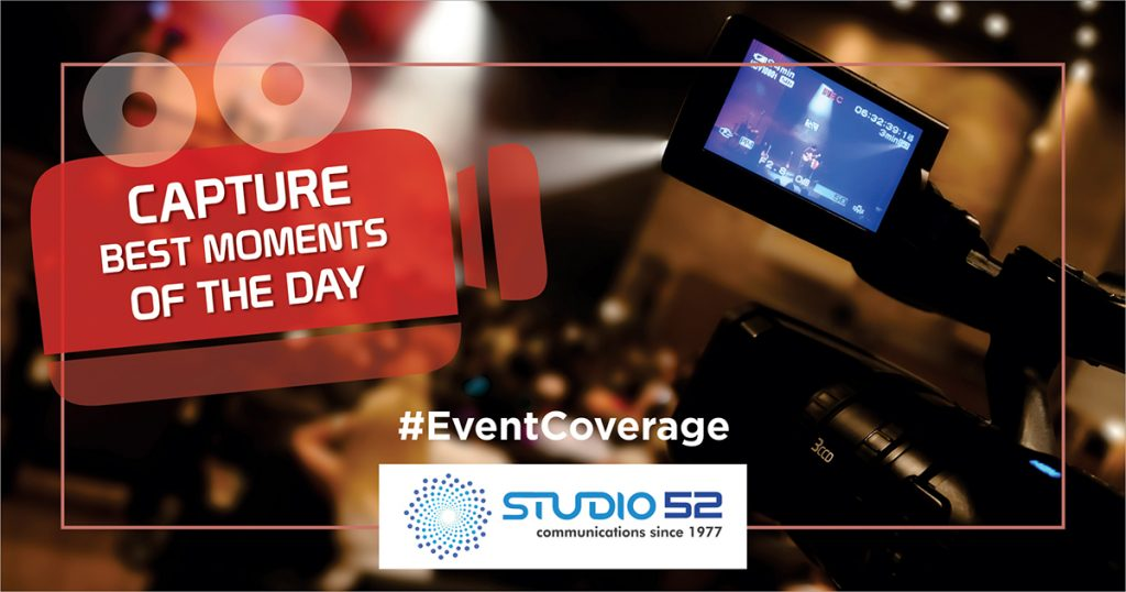 event coverage videography