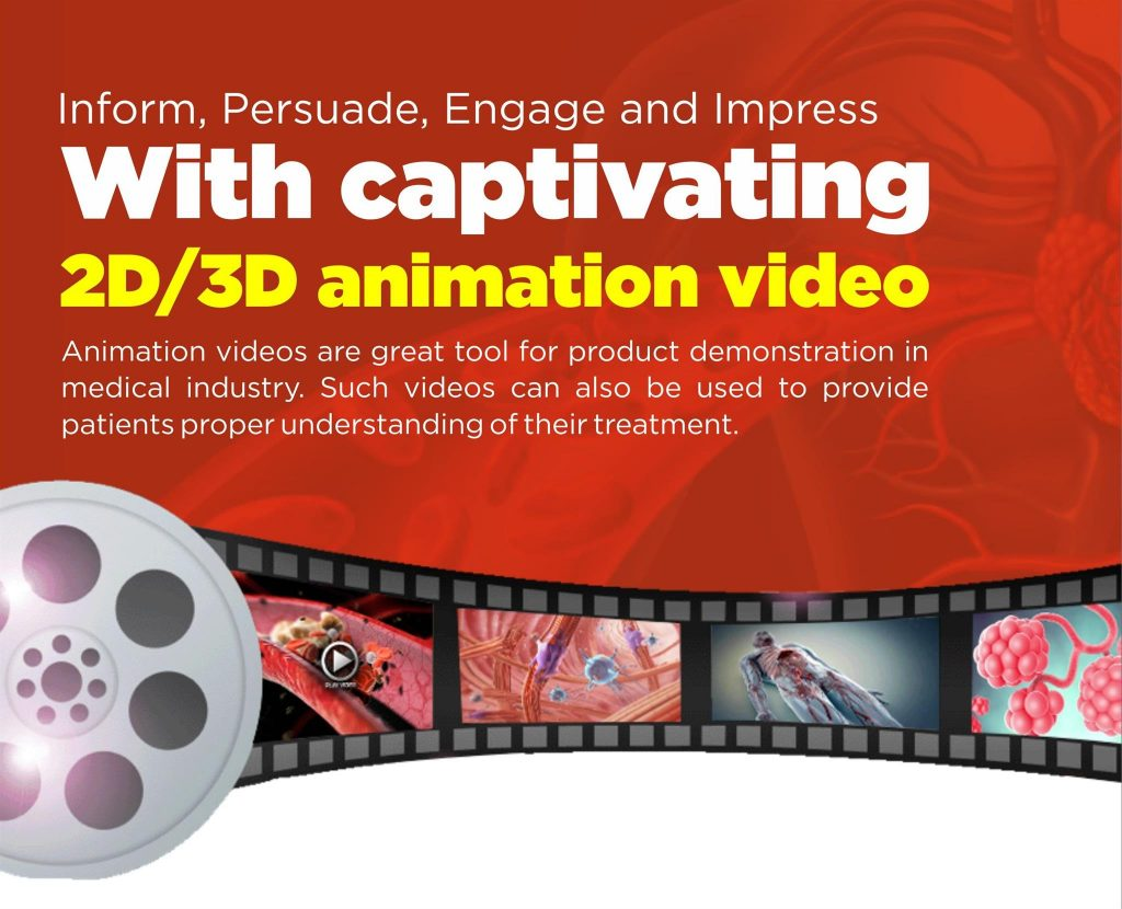 3d animation video production