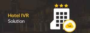 IVR for hotels
