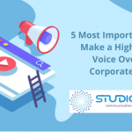 corporate video voice over