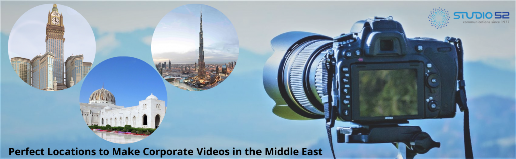 corporate video in middle east