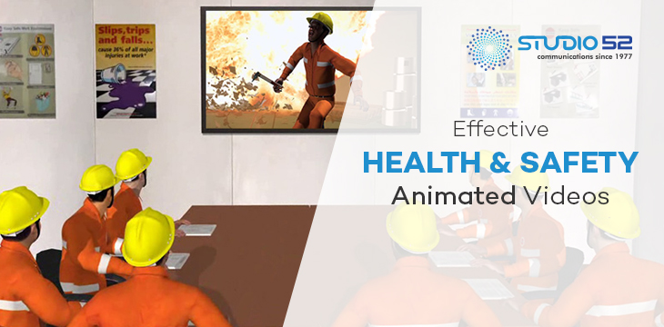 Effective Health and safety animated videos