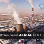 What industries need aerial photography