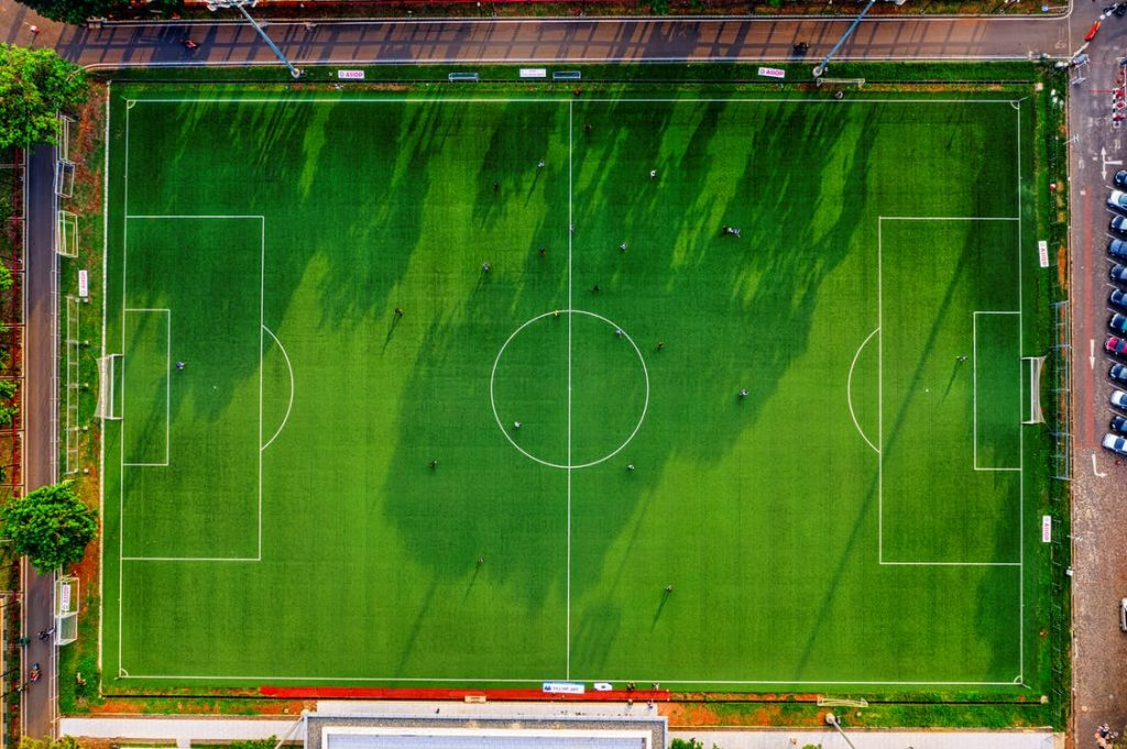 Sports & Events aerial photography
