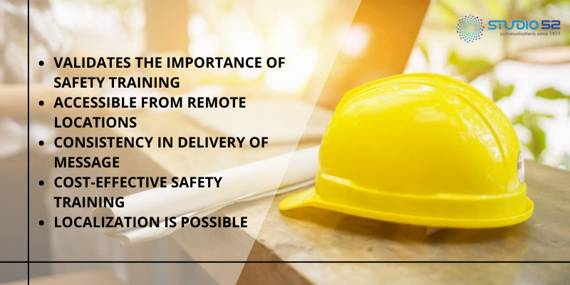 How Do Safety Induction Videos Make a Positive Impact on the Workforce- Studio52