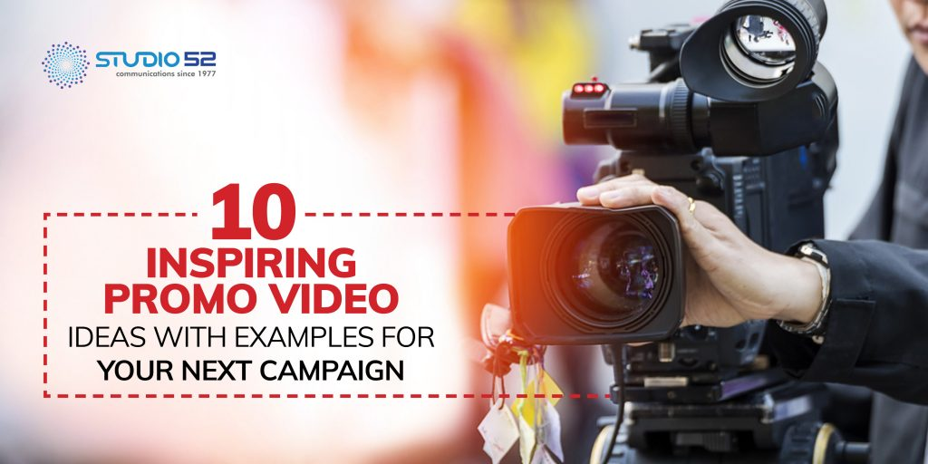 10 Inspiring Promo Video Ideas with Examples For Your Next Campaign
