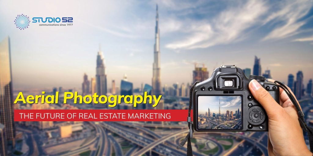 Aerial Photography: The Future of Real Estate Marketing