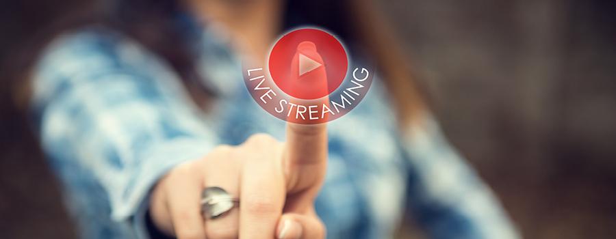 live streaming- Studio52