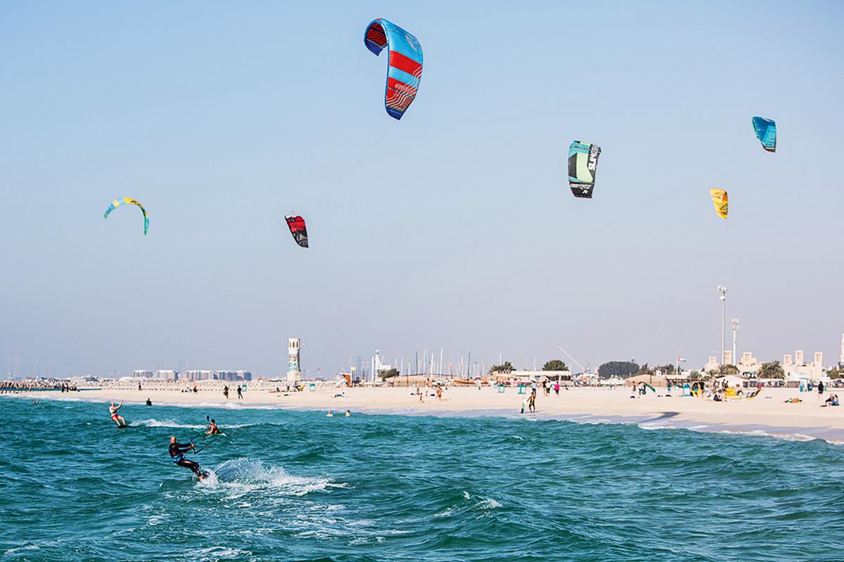 Kite Beach Dubai Studio52