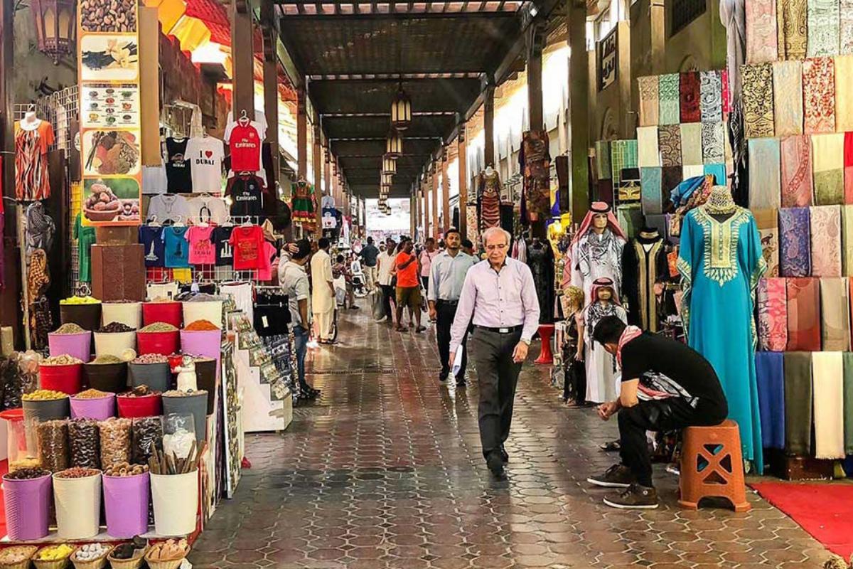 Textile Souq Dubai Studio52