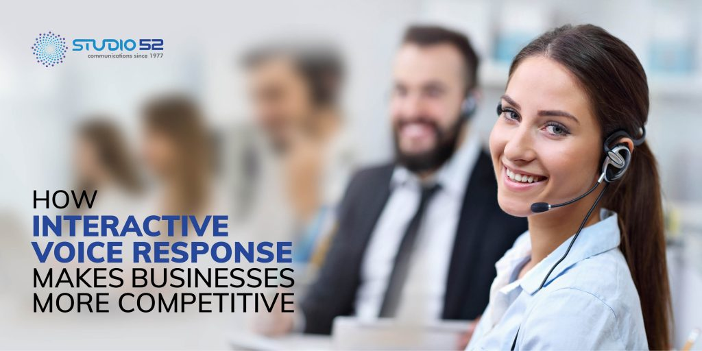 How IVR makes businesses more competitive 01