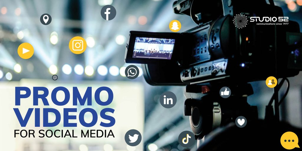Promo Videos for social media