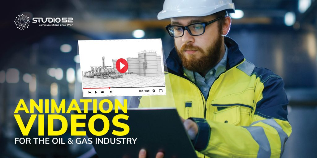 Animation videos for the Oil and Gas Industry