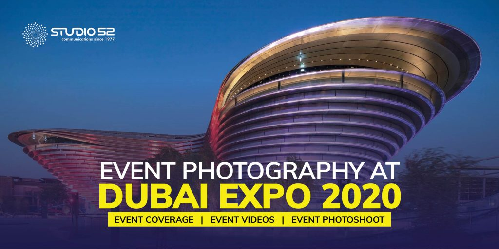 Event Photography at Dubai Expo 2020