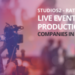 Studio52 Rated as Top Live Event Video Production Companies in UAE