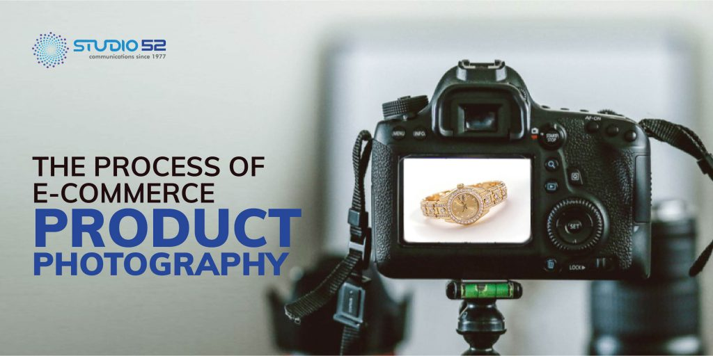 The Process of E-commerce Product Photography