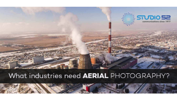 6 Industries That Can Benefit Hugely From Aerial Photography