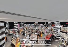 3D dollhouse - Sephora